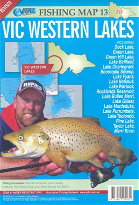fishiq complete seasonal guide to lake fish books western lakes map 13 afn maps books travel
