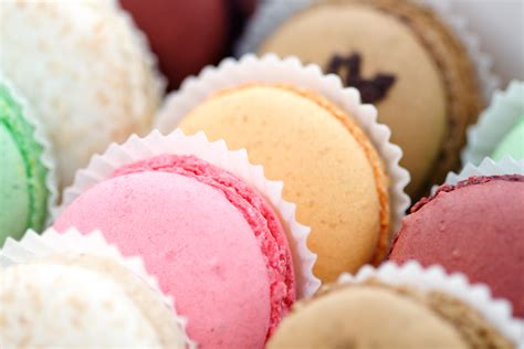 french macaron sandwich cookies recipe dishmaps