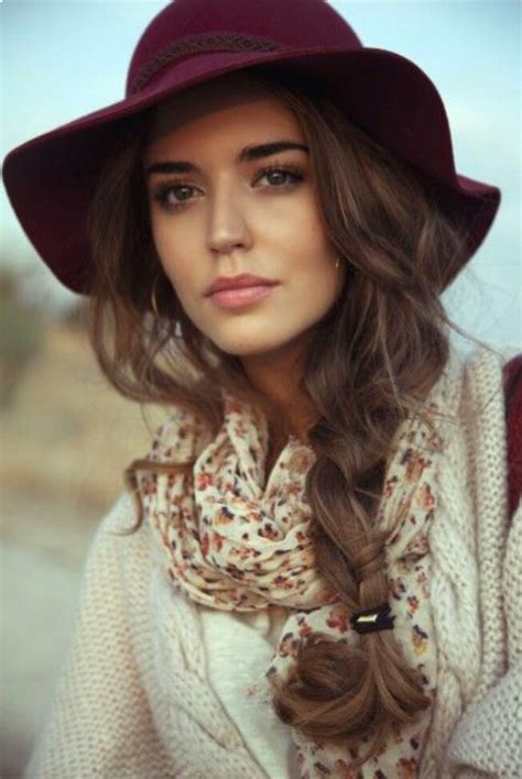 Wear A Hat With Braids | 13 fashionable hairstyles for hat wearers pretty designs
