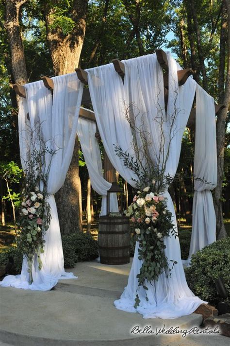 WOODEN WEDDING ARCH RENTAL: wood wedding arches or wooden