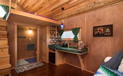 tiny house hotel portland caravan the tiny house hotel review portland oregon