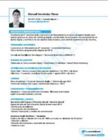 Plantilla Primer Curriculum Experiencia Como Hacer Un Curriculum Experiencia C 243 Mo Hacer Tu Primer Cv Rudolph Diesel C 243 Mo