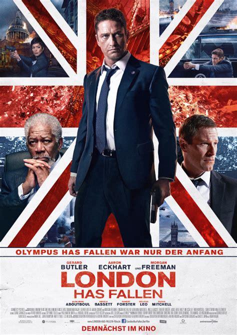 london has fallen film online filmplakat london has fallen 2016 plakat 2 von 2
