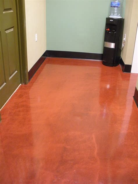 What's New in Concrete Flooring?