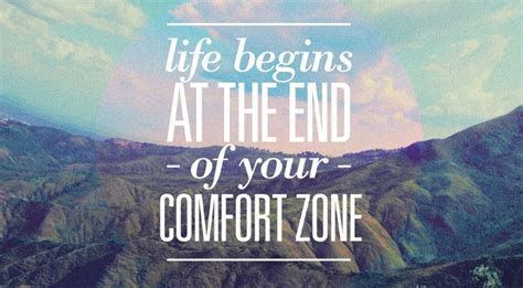 how to leave your comfort zone and feel awesome
