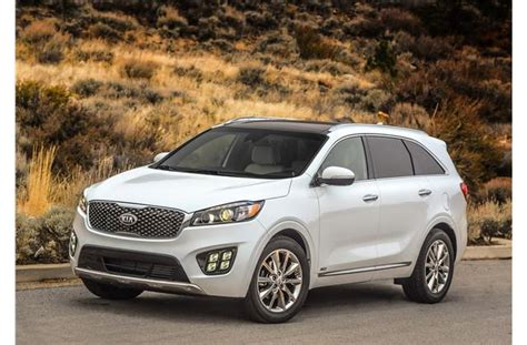 Reliability Of Kia Sorento 11 Best Crossover Suvs U S News World Report