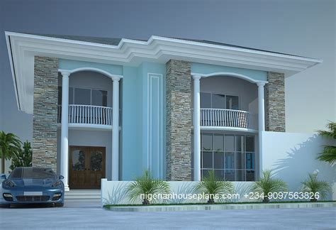 Best Home Plan by Best House Plan In Nigeria