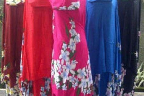 Mukena Bali Lukis Colet 13 mukena motif ini paling banyak dibeli selama ramadhan republika