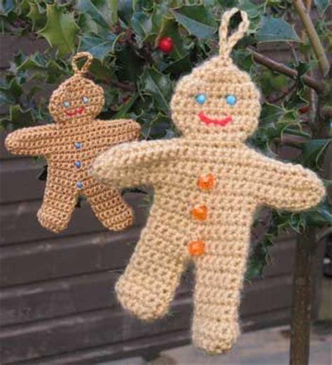crochet pattern gingerbread man gingerbread man crochet patterns free crochet patterns