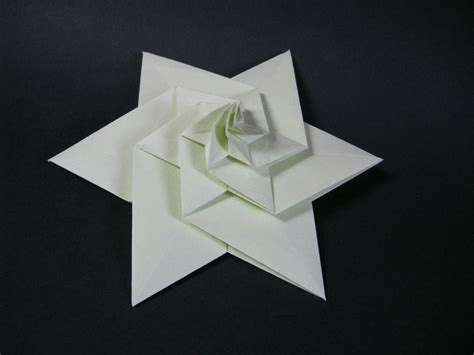 origami hexagonal logarithmic spiral evan zodl folded by