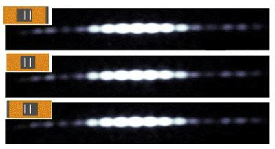 interference pattern gold feynman s double slit experiment gets a makeover physics