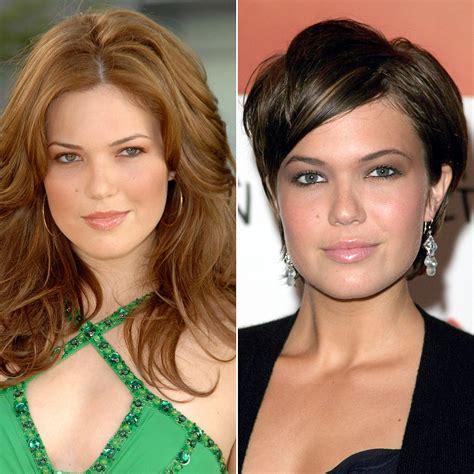 Mandy Moore   Do These Celebrities Look Better With Long