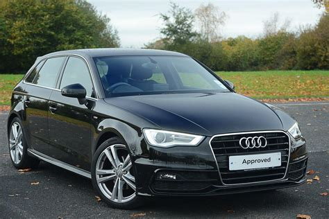 Audi A3 1 4 Tfsi 2014 by Used 2014 Audi A3 1 4 Tfsi S Line 5dr For Sale In Cheshire