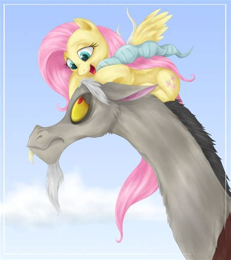 discord quiet 47 best fluttershy and discord images on pinterest