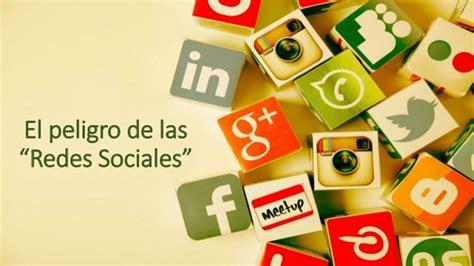 imagenes delas redes sociales el peligro de las redes sociales