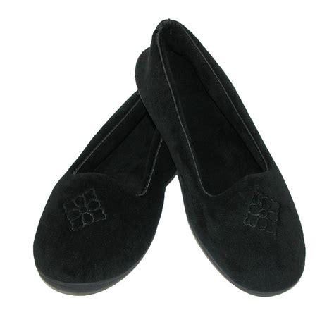 dearfoam house shoes dearfoam terry slippers 28 images kohls dearfoams dearfoams microfiber terry polka