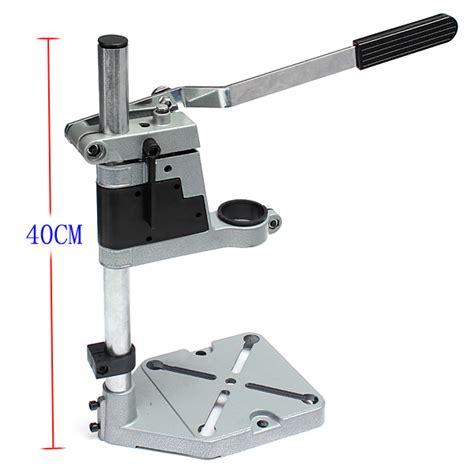 bench drill press stand plunge power drill press stand bench pillar pedestal cl depth gauge uk lazada