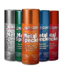Spraying Metal Flake Paint - paint question metal flakes