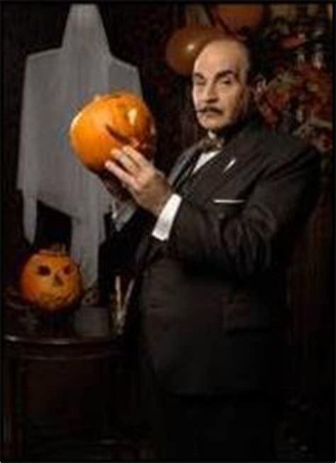 halloween party poirot david suchet