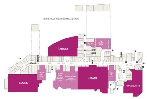 shoppingcenter google suche shopping mall plan centre map cranbourne park shopping centre