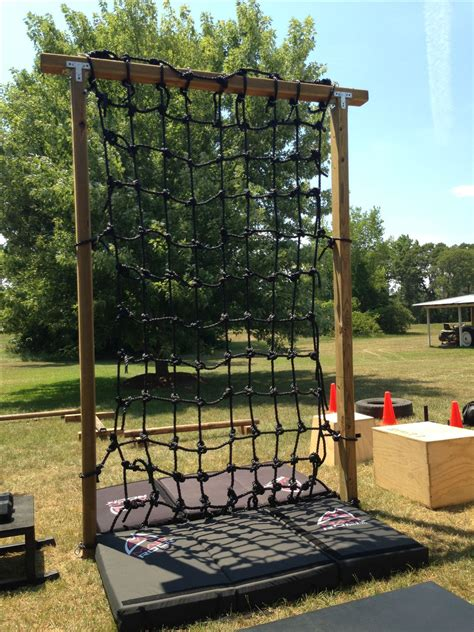 backyard climbing rope 1000 images about obstacle course on pinterest obstacle