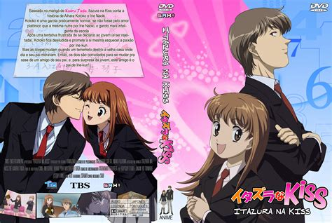film itazura na kiss dvd cover itazura na kiss by sabrinafranzoni on deviantart