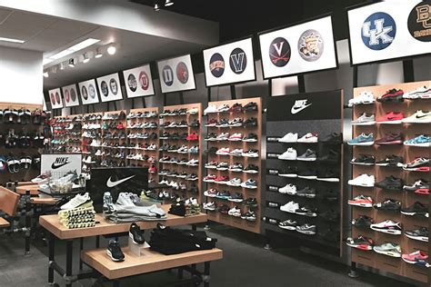 athletic shoe stores nyc top 5 sneaker stores in indianapolis footwear news