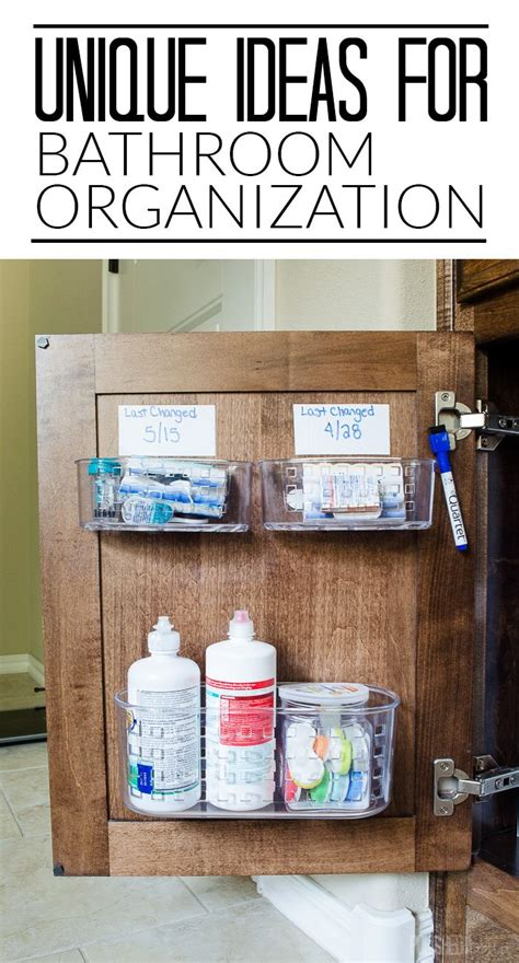 bathroom cabinet organizer ideas best 25 bathroom sink organization ideas on