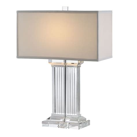 table ls home depot 1 light novelty table l novelty finish cli ls800248
