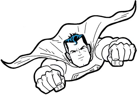 finished superman drawing png 910 215 632 superheroes free