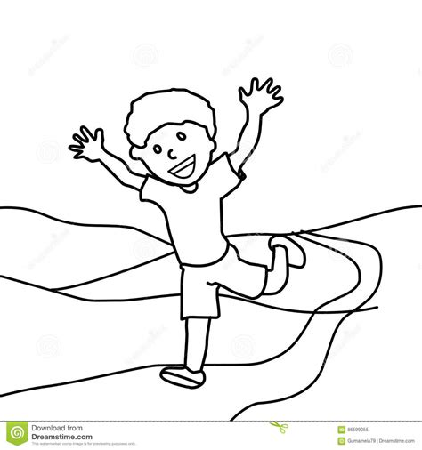coloring page of boy running running boy the incredibles coloring pages coloring page