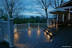 Patio Deck Lights Outdoor Deck Patio Lighting Lights Raleigh Cary Durham Nc