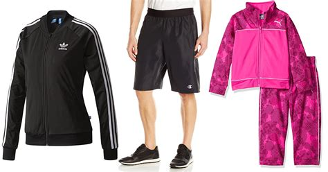 up to 50 active wear deals on adidas