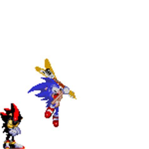 imagenes gif videojuegos gifs de tails sonic y silver