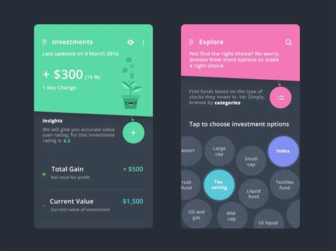 best user interfaces 686 best images about flat material ui on