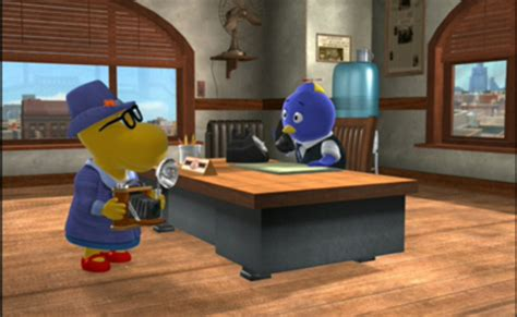 the backyardigans season 3 episode 10 sidereel