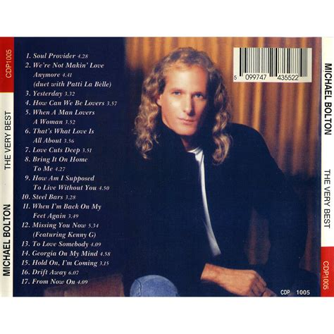 michael bolton the best of the best michael bolton mp3 buy tracklist