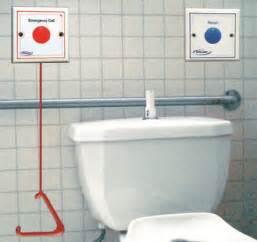 bathroom emergency pull cord