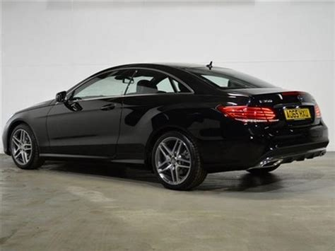 Used Mercedes E350 Coupe by Used 2015 Mercedes E Class Diesel Coupe E350 Bluetec