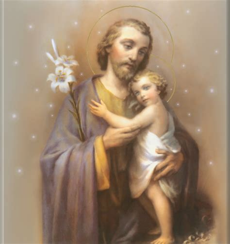 St Joseph S Mba by The Church Year In The Home St Joseph Guardian Of Jesus