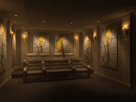 lighting design modern home theater other by blind 50 creative home theater design ideas interiorsherpa