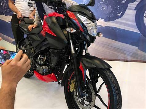 bajaj bike cost bajaj s new 160cc pulsar ns160 launched bike to cost rs