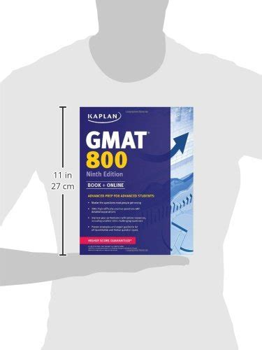 Kaplan Mba Prep by Buy Kaplan Gmat 800 Advanced Prep For Advanced Students