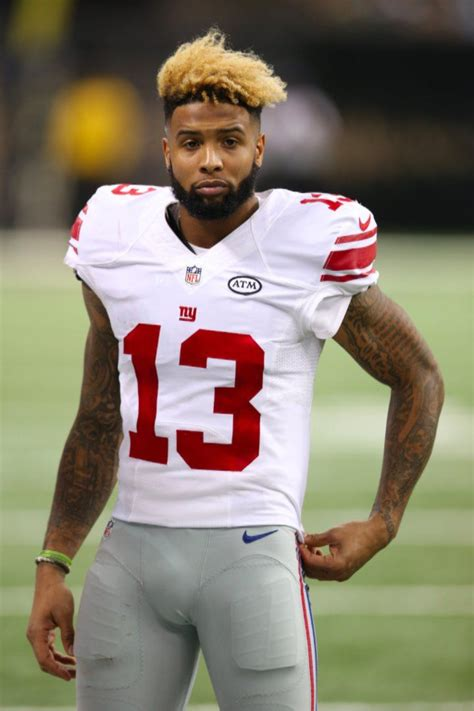 Chanel Goes Football Mad by 17 Best Ideas About Odell Beckham Jr On Odell