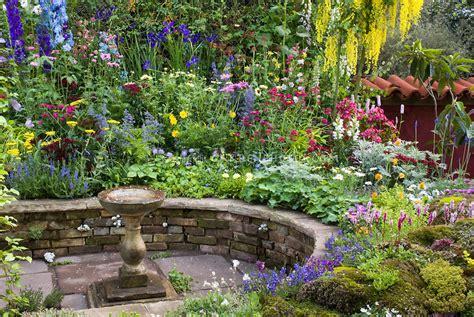 raised flower gardens raised beds
