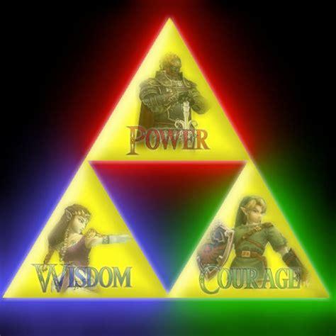 triforce colors image triforce picture jpg zeldapedia fandom powered