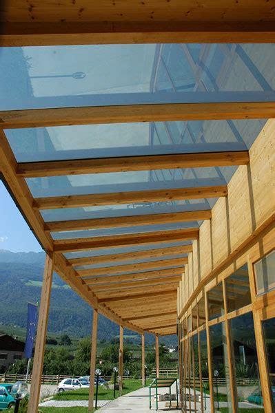 tettoie in vetro e legno tettoie in vetro e legno semplice e comfort in una casa
