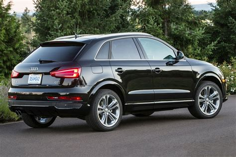 Audi Suv Q3 by 2017 Audi Q3 Pricing For Sale Edmunds