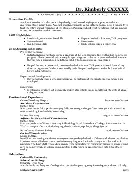 Sample Resume For Zoologist by Sample Cover Letter Sample Resume For Zoologist