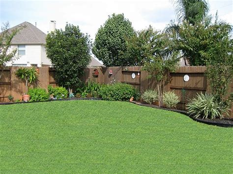 landscape backyard ideas landscape design for backyard privacy garden post